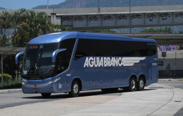 Viação Aguia Branca monta operação Rock in Rio no fim de semana