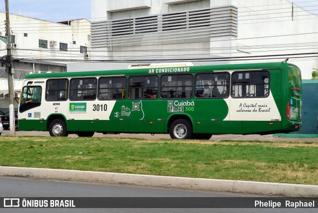Licitação do transporte de Cuiabá é aberta nesta sexta-feira 18
