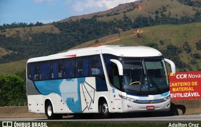 Auto Viação 1001 segue vendendo seus ônibus G7 1050