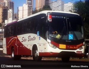 SP: Fiscalização no Terminal Rodoviário de Ribeirão Preto retira 16 veículos de circulação