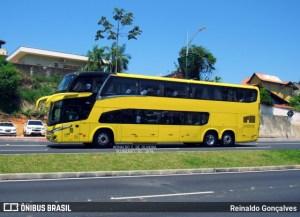 Novos DDs Amarelos da Olitur seguem no turismo