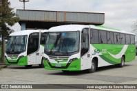 Viação São José renova com novos ônibus Busscar