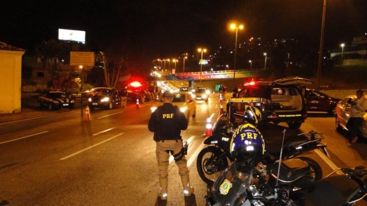 PRF inicia Operação Festas de Outubro nas rodovias federais de SC