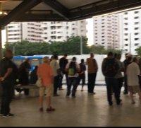 BRT Rio sofre atrasos nas primeiras horas na manhã