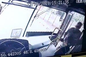 DF: Vídeo mostra motorista de ônibus levando tiro no rosto