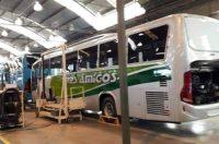 Rio: Três Amigos renova parte da frota com ônibus Busscar