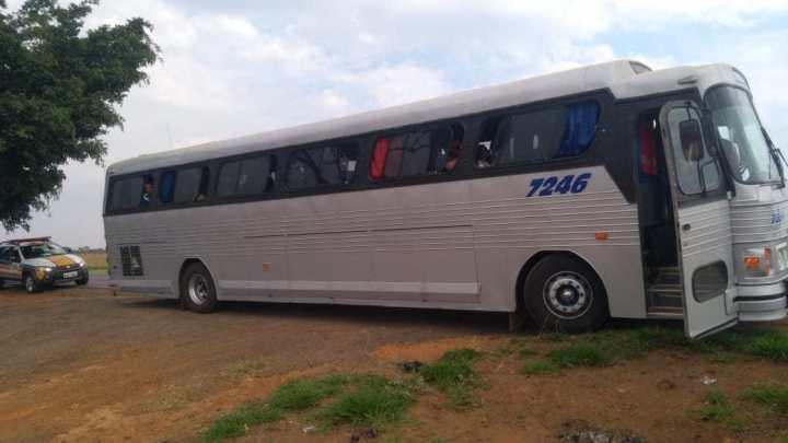 MG: ônibus pirata é apreendido no Triângulo Mineiro