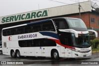 Expresso Embaixador surge com novo ônibus DD