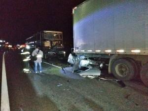 Acidentes deixa seis mortos na Fernão Dias - BR-381 no Sul de Minas