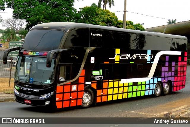Viação Sampaio lota ônibus com destino ao Rio