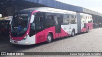 Ônibus de Campinas entram na campanha do Outubro Rosa