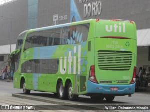 Viação Util inicia operação Rock in Rio 2019