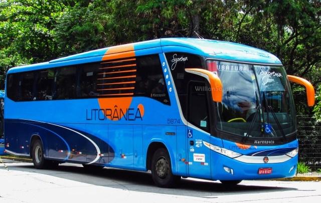 SP: Litorânea Transportes deve ser incorporada pela Pássaro Marron em breve