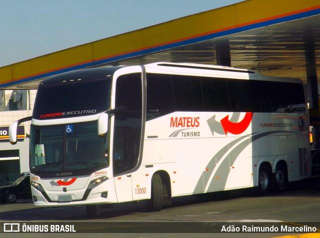 Mateus Turismo chama atenção com o novo Busscar Vissta Buss 400