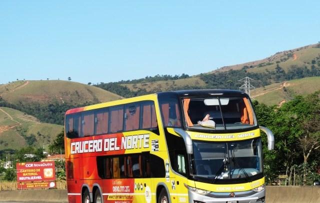 Crucero del Norte escala novos ônibus na Rio x Buenos Aires após apreensão