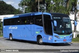 Util pode estar adquirindo novos ônibus Busscar