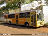 Passageiro é baleado dentro de ônibus em Londrina neste domingo 20