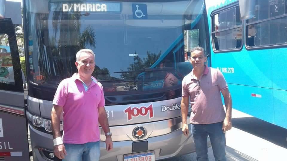1001 deve assumir a linha Maricá x São Paulo – São Paulo x Maricá