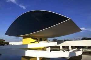 Curitiba: Cartão-transporte da Urbs dará desconto de 50% no Museu Oscar Niemeyer
