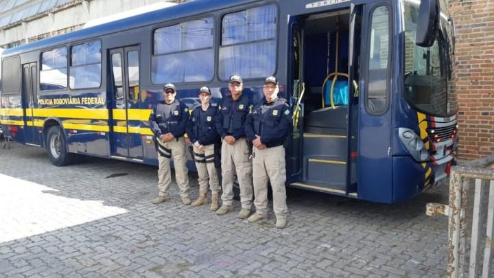 Fiscalização recolhe 52 veículos irregulares durante Operação Aparecida no Agreste