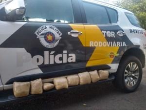 SP: Mulheres são presas com drogas a bordo de ônibus na Raposo Tavares