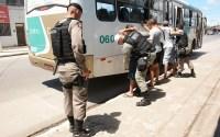 Polícia Militar intensifica fiscalização em ônibus na Paraíba
