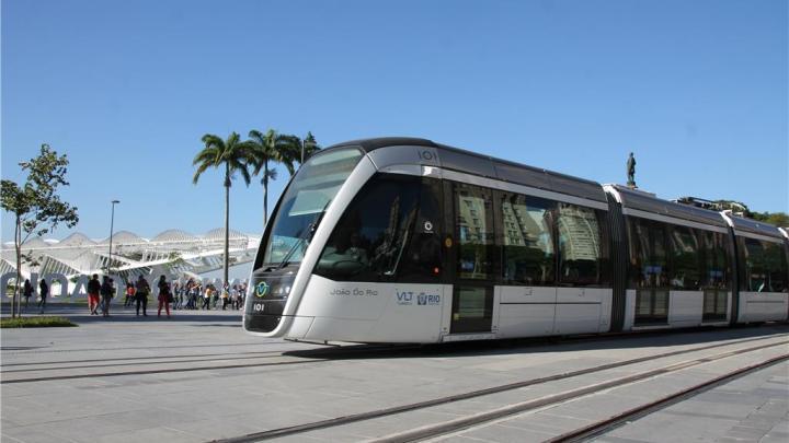 Rio: Linha 3 do VLT começa a rodar no dia 26 de outubro e vai tirar ônibus das ruas