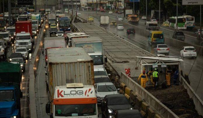 Rio: Obras do BRT TransBrasil altera linhas de ônibus na Zona Portuária