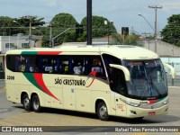Novos ônibus New G7 da empresa São Cristóvão começam circular