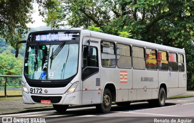 Tarifa de ônibus de Blumenau deve aumentar em breve