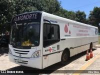 NATAL: Ônibus do Hemonorte estaciona no shopping Cidade Jardim para doações de sangue
