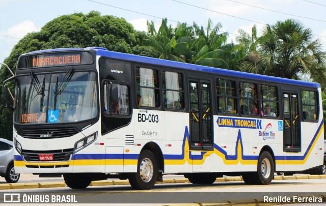 Rodoviários da empresa Belém-Rio encerram paralisação após decisão judicial