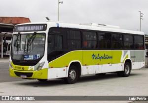 Rio: Ônibus da Viação Nilopolitana é assaltado na Via Dutra na Baixada Fluminense