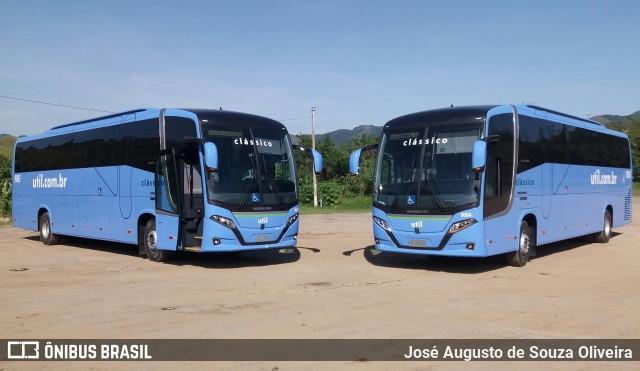 Util renova parte de sua frota com 23 ônibus Busscar Vissta Buss 360 4×2