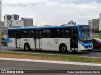 Brasília: Linhas do Entorno vão usar corredor do BRT Sul