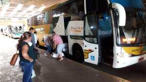Gontijo Transportes tem mais um ônibus apreendido em Cuiabá por transporte clandestino, diz Ager