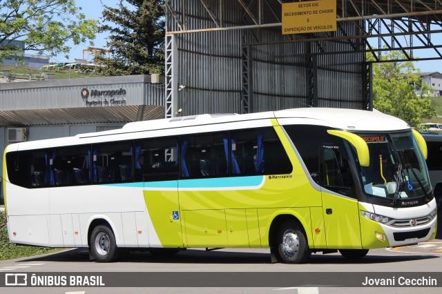 Viação Costa Verde aposta no G7 1050 com chassi OF-1724L