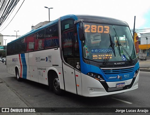 Rio: Frescão da Viação Jabour segue lotado há semanas e sem fiscalização
