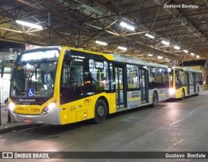 Rodoviários da Viação Metrópole Paulista encerram paralisação na Zona Leste de São Paulo