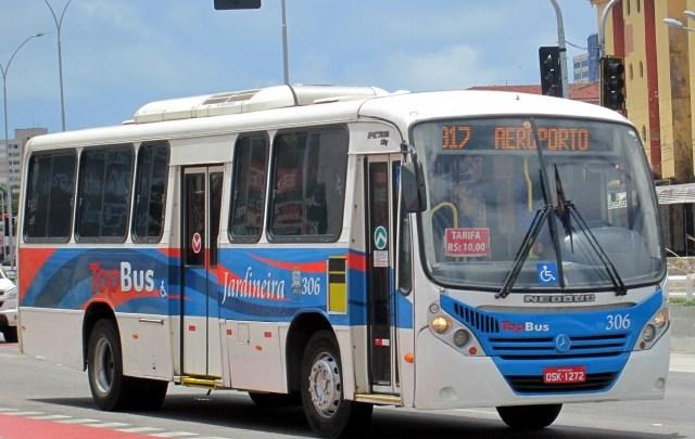 Fortaleza: Linha Aeroporto x  Beira Mar reduz a tarifa para R$ 5