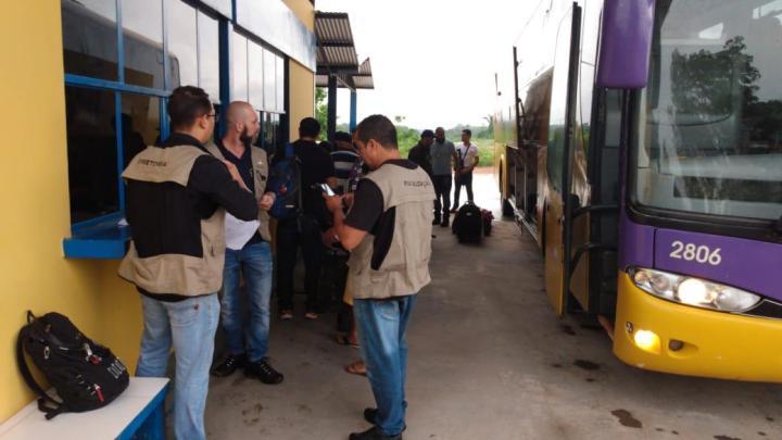 Rondônia: Agero faz fiscalização em Guajará-Mirim