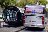 Curitiba: Fumaça em ônibus ligeirinho causa pânico e deixa passageiros feridos