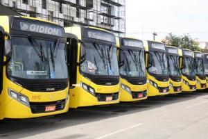 SC: Novos ônibus serão apresentados em Joinville nesta quarta-feira