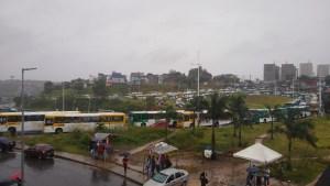 Salvador sofre com intensa chuva nesta terça-feira
