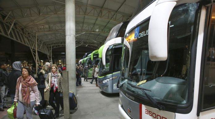 Rodoviária de Curitiba deve receber 412 mil passageiros neste fim de ano