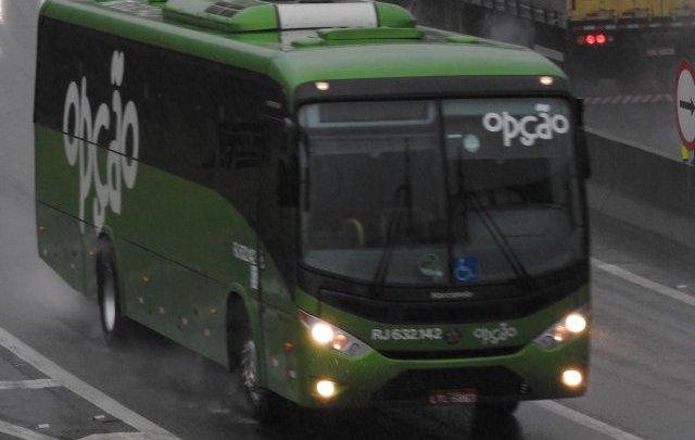 SC: Ônibus da Opção Turismo atropela e mata menino de 11 anos na BR-282 em Lages