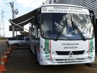 DF: Ônibus da Polícia Civil emitiu quase 3 mil documentos em 2019