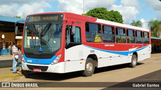 MS: Tarifa de ônibus de Campo Grande deve aumentar para R$ 4,11