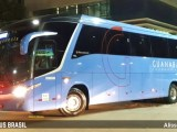 CE: Homem é preso a bordo do ônibus da Guanabara após tentativa de estupro durante viagem