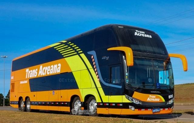 Trans Acreana deve assumir em breve a linha internacional  Rio x Lima x Rio